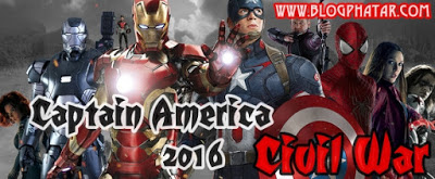 CAPTAIN AMERICA CIVIL WAR 2016 Ganool Subtitle Indonesia
